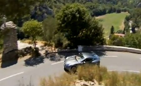 Surprise: Aston Martin One-77 Sounds Amazing [VIDEO]