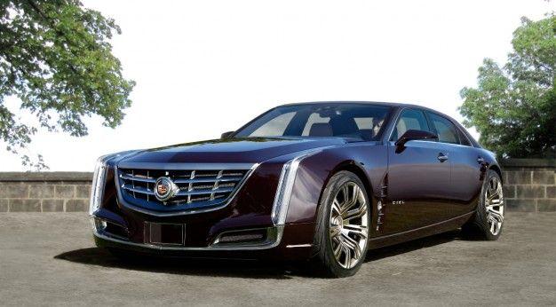 Cadillac Ciel Sedan Rendered: Putting A Top On Caddyu0026#8217;s Stunning  Droptop Concept