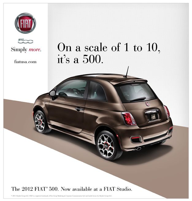 Infused With Elvis? Fiat Launches First North American Marketing Campaign for New 500