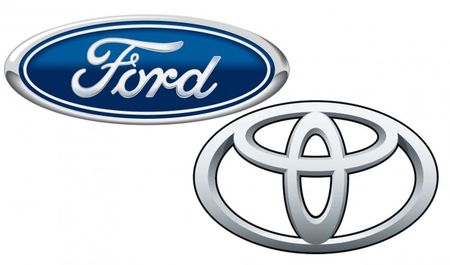 Ford and Toyota Discussing Collaboration on Truck and SUV Hybrid System, Telematics Standards