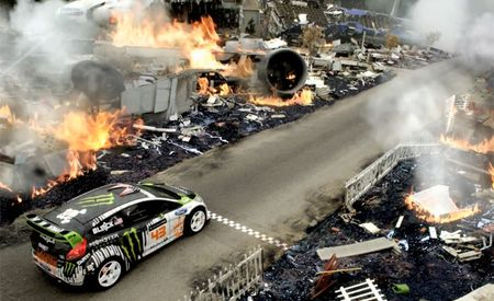 Fourth Gymkhana Video Sees Ken Block Getting in Touch with His Hollywood Side, Sideways [VIDEO]