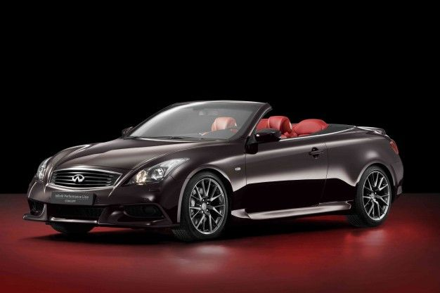 Infiniti Confirms Production IPL G Convertible at Pebble Beach