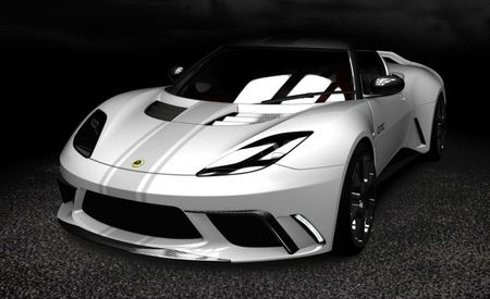 Lotus Announces Evora GTE Road Car Concept Coming to Pebble Beach