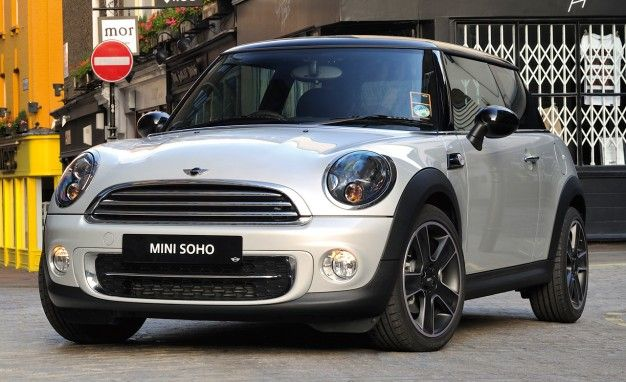 Mini Unveils U.K.-Only Soho Special Edition