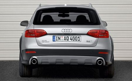 Audi Planning to Bring Allroad Back to the U.S., This Time as A4