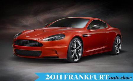 Aston Martin DBS Carbon Edition Debuts in Frankfurt