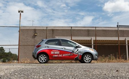 2 for the Money: Our Long-Term 2011 Mazda 2 Surfaces at Chicago Dealer's Used-Car Lot