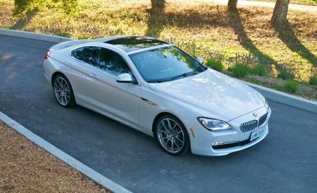 BMW Adds All-Wheel-Drive Option for 2012 BMW 650i Coupe and Convertible