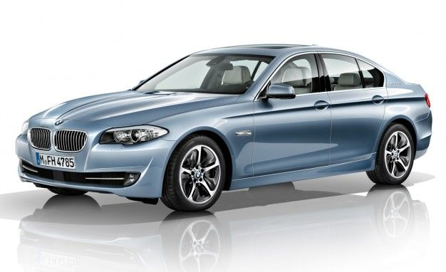 2012 BMW ActiveHybrid 5 Priced at $61,845