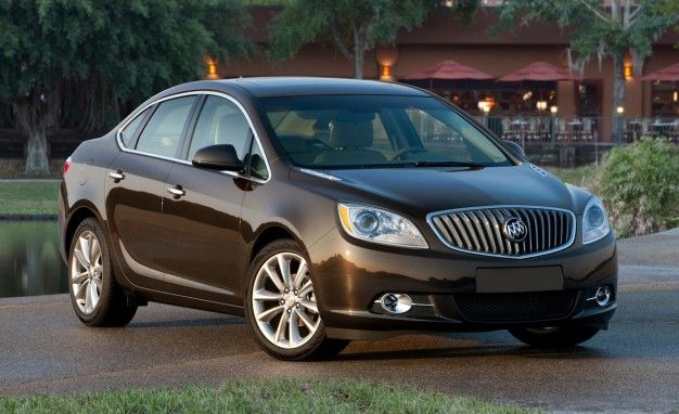 Details Emerge on Future Buick Verano Powertrains, Including Hybrid and Turbo Models