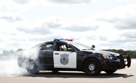 Chevrolet and Dodge Each Set Records in 2012 Michigan State Police Vehicle Test