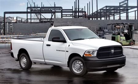 Ram Adds Tradesman 1500 Heavy Duty Model in Addition to Crew and Quad Cab Express Models for 2012