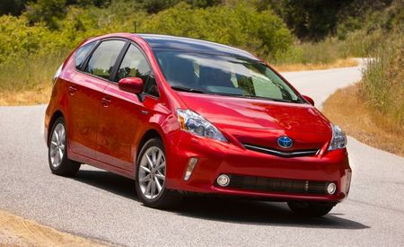 Toyota Prices 2012 Prius V from $27,160 and Prius Plug-In Hybrid from $32,760