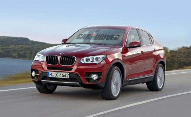 BMW Confirms X4, Announces Nearly $900 Million Investment in South Carolina Plant to Build It
