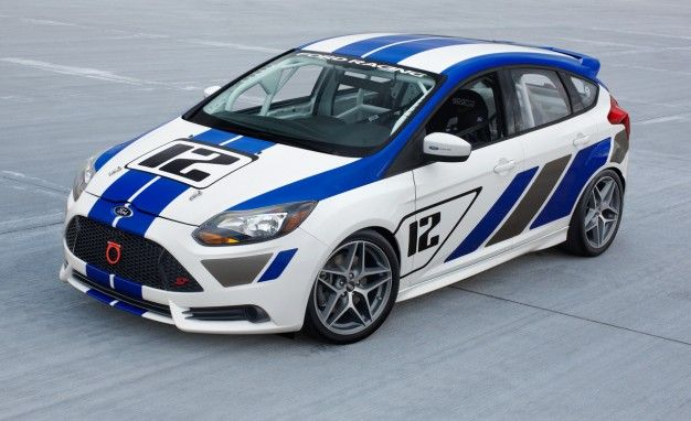 Ford Focus ST-R Turnkey Race Car Priced at $98,995, Deliveries Begin Late 2012