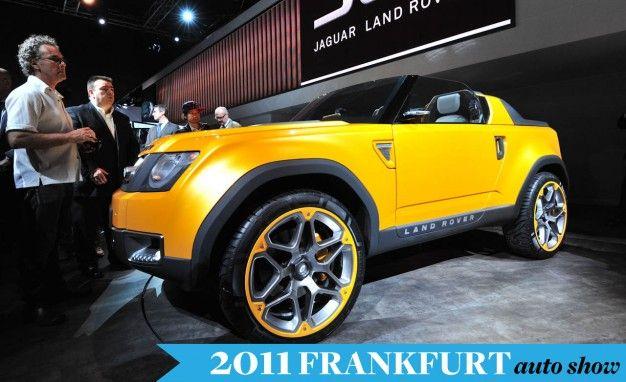 Land Rover Range Rover Evoque Convertible Concept   News   Car and ...