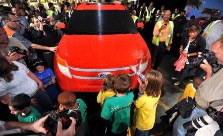 Ford Builds a Special Explorer Destined for Legoland