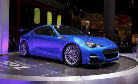 Subaru to Show Full BRZ Concept at L.A. Auto Show; Many More Details Emerge on BRZ and Scion Twin