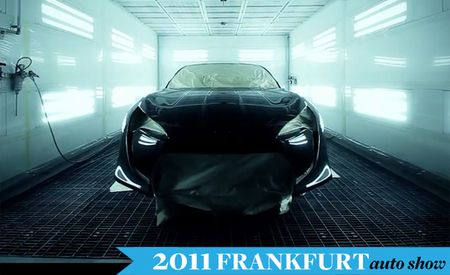 """Toyota Teases its """"New"""" Frankfurt-Bound FT-86 II Concept in New Video"""