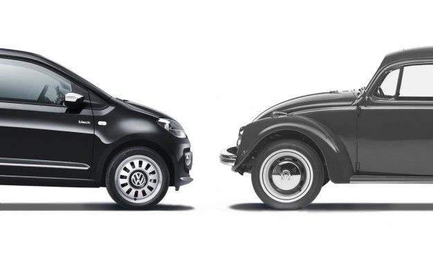 From Beetle to Up!: A Brief History of Volkswagen's Entry-Level Cars