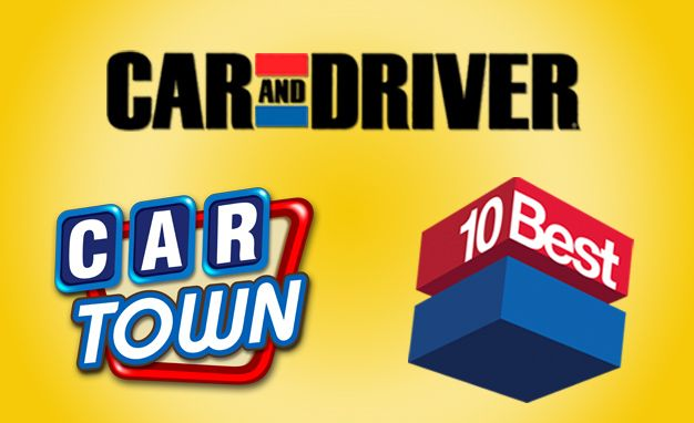 Car and Driver and Car Town Join Forces for Total Facebook Game Domination