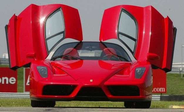 It Might Not Surprise You That The Replacement For Ferrariu0027s Enzo  Super Double Hyper Car, Which Will Arrive Next Year, Will Be Constructed Of  Carbon Fiber ...