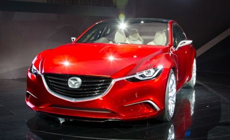 Hello, Kodo: Mazda Previews Next 6 with Snazzy Takeri Concept