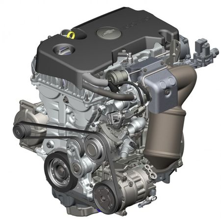 General Motors Announces New Family of Small Three- and Four-Cylinder Engines