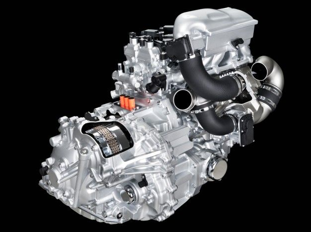 Nissan Announces New Hybrid Powertrain With 2.5-Liter Supercharged Four and Lithium-Ion Battery