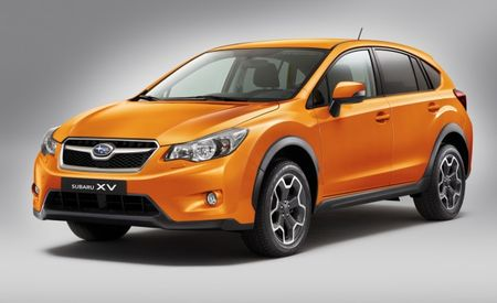 Subaru XV Crossover Coming to U.S. Next Year, May Get a Different Name
