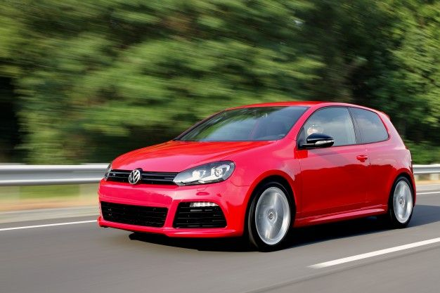 2012 Volkswagen Golf R: U.S. Pricing and Specifications Released