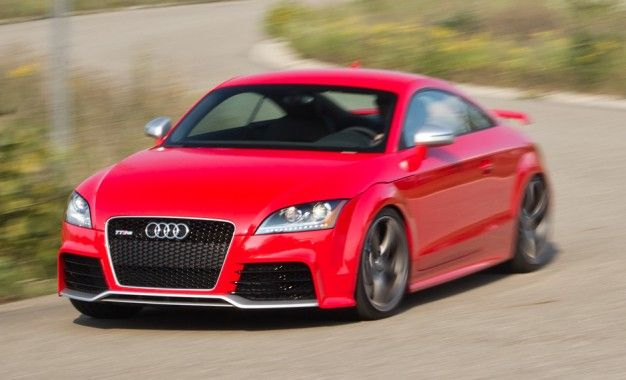 New Audi TT RS to Arrive Next Year—With No Manual Transmission
