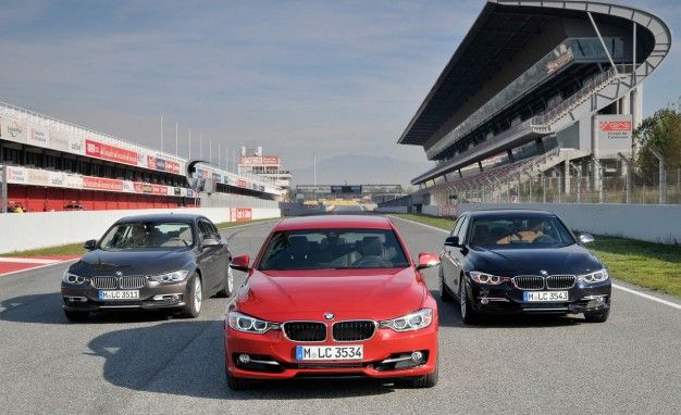 BMW Prices 2012 328i from $35,795, 335i $43,295; M Sport Arriving in July
