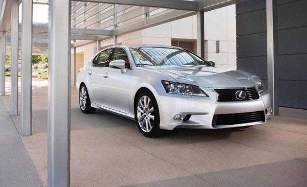 2013 Lexus GS450h Returns 34 MPG Highway, GS350 Up to 28 MPG