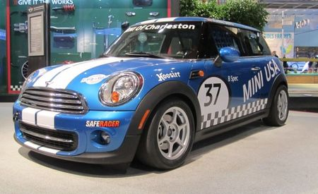 The B-Specs Keep Coming! Mini Joins the Fray with Turnkey Cooper Hardtop Race Car