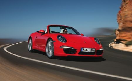2013 Porsche 911 4 / 4S Coupe and Cabriolet Coming Soon, Are (Mostly) More Efficient than Last Year
