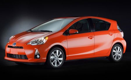 Toyota Reveals Production Prius C; Will Bring It, FT-86, and Three Concepts to Tokyo Auto Show