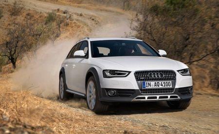 U.S.-spec 2013 Audi A4 Allroad Comes Into Slightly Better Focus