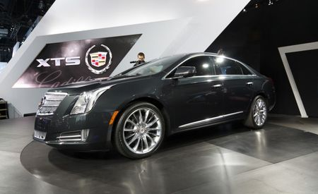 2013 Cadillac XTS Leaked Ahead of L.A. Auto Show Debut