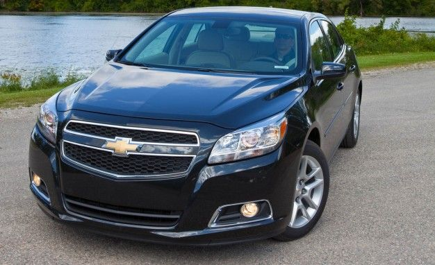 2013 Chevrolet Malibu Eco First Drive Review Car And Driver