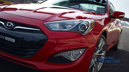 Hyundai Shows Teasers of 2013 Genesis Coupe, Announces Korean-Market Model to Debut November 12th