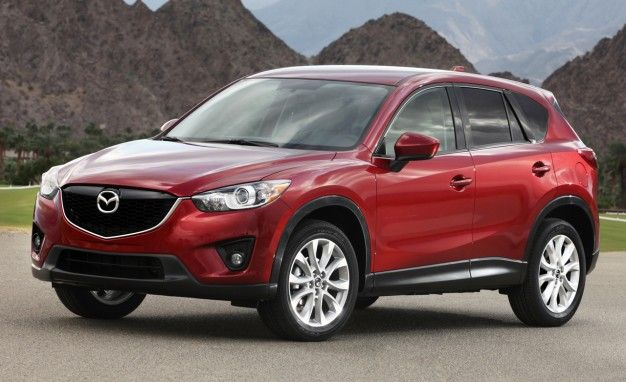 2013 Mazda CX-5 Specs Released: 155 HP, Up to 33 MPG Highway, No Manual/AWD Combo