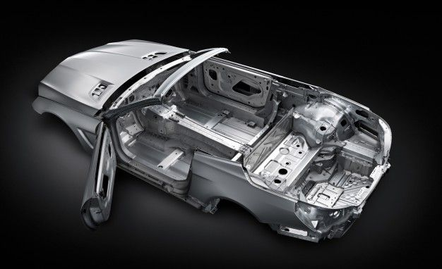 2013 Mercedes-Benz SL-class To Be Lighter—and Packed with Technology, Of Course