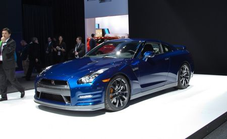 Nissan Drops Info on 2013 GT-R; More Power, Revised Gearbox and Suspension