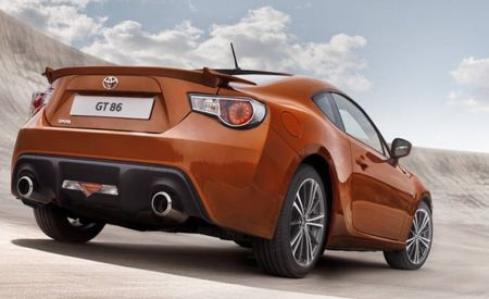 Download Ringtones of the Toyota GT 86's Boxer Four
