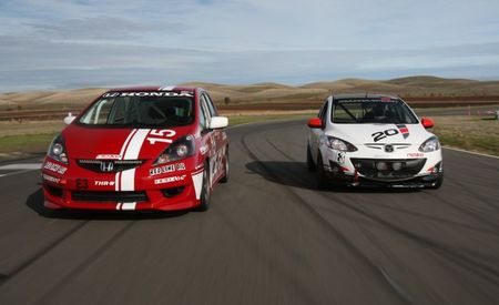 Pirelli World Challenge Touring Car Announces B-Spec Class for 2012 Season, Releases List of Competitors