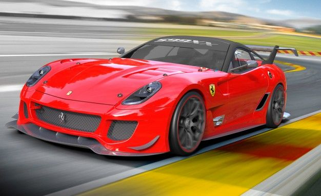 May the Downforce Be With You: Ferrari Debuts Evolved Version of 599XX Track Special