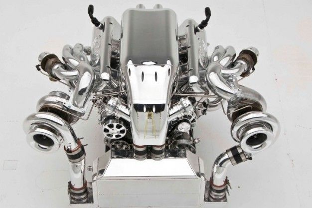 Nelson Racing Engines Twin-Turbo 632: The Bugatti Veyron of Crate Motors