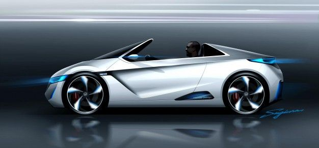 Honda in Tokyo / Seven Concepts Debuting / All Electrified (One's a Sports Car)