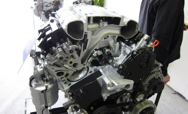 Honda Finally Adds Direct Injection to Its V6 and Four-Cylinder Engines